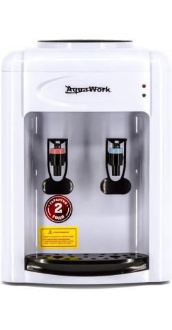Кулер для воды Aqua Work 0.7-TDR белый