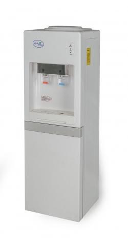 Кулер с холодильником Aqua Well 1.5-JXС-1-ПКХ белый