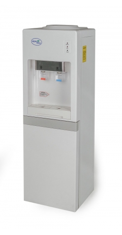 Кулер Aqua Well 1.5-JXD-1-ПЭ белый