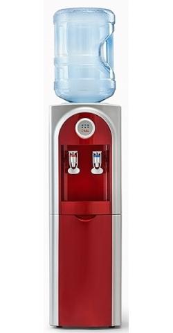 Кулер для воды LC-AEL-123B red
