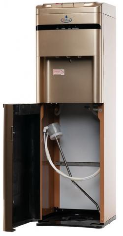 Кулер  для воды с нижней загрузкой Smixx HD-1363 B золотой