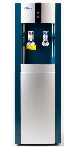 Кулер SMixx 16 LD/E синий с серебром