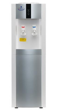 Кулер для воды электронный SMixx 16 LD/E белый с серебром