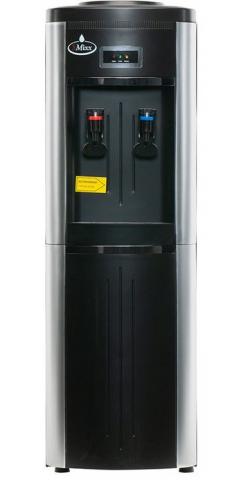 Кулер для воды  SMixx 178 LD черный с серебром