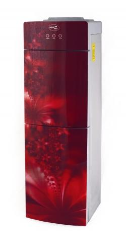 Кулер Aqua Well 2-JXD-5 ПЭ красный