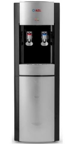 Напольный кулер для воды LD-AEL28-BLACK/SILVER