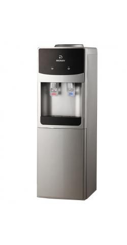 Кулер для воды Bioray 3107 черно-серебристый