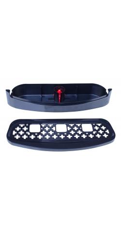 Кулер для воды HotFrost V400AS нижняя загрузка