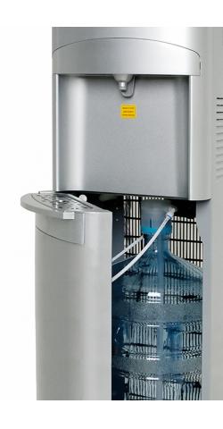 Кулер для воды с нижней загрузкой  HotFrost 45AS