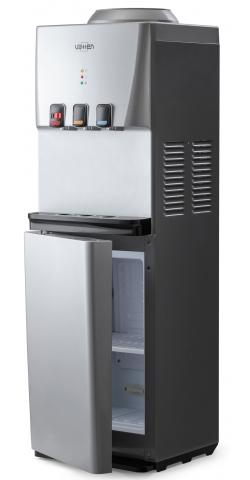 Кулер для воды с холодильником Vatten V46SKB