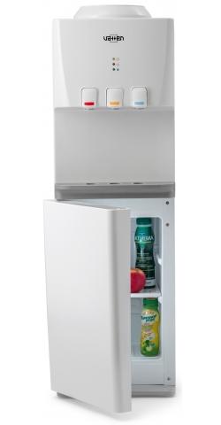 Кулер для воды с холодильником Vatten V46WKB