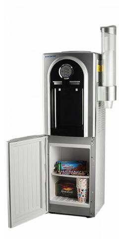 Кулер со шкафчиком Ecocenter G-F4EC черный