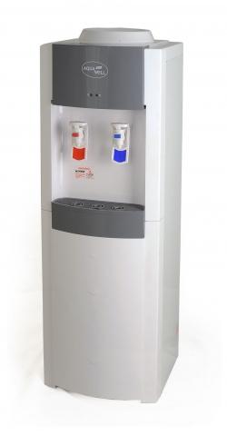 Кулер для воды Aqua Well 550 ПК серый