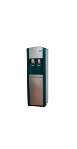Кулер для воды с холодильником LC-AEL-58В MARENGO/SILVER