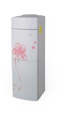 Кулер для воды с холодильником Aqua Well 2-JXC-5 ПКX white
