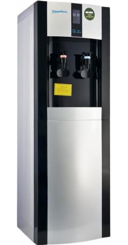 Aqua Work 16LD/ENST черный с турбонагревом+ЭКО-режим