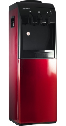 Aqua Work 833-S-B Алмазы красный