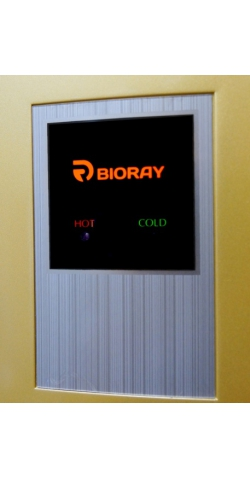 BIORAY WD 3321M White-Gold