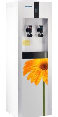 Кулер для воды электронный с апликацией Aqua Work 16-LD/EN весна
