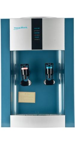 Кулер Aqua work 16 t/en blue