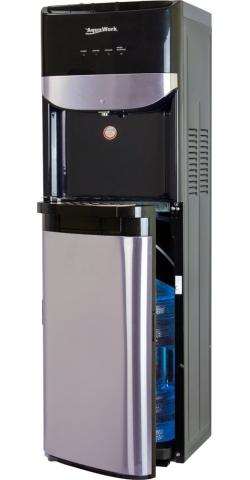Кулер с нижней загрузкой Aqua Work DR71-T черный