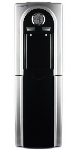 Кулер со шкафчиком напольный Ecocenter G-F4EC черный