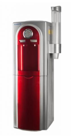 Кулер для воды  Ecocenter  G-F4C красный