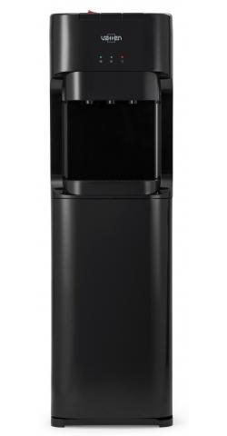 Кулер с нижней загрузкой и турбонагревом Vatten L45NK черный