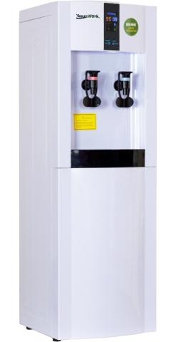 Кулер для воды напольный с турбонагревом Aqua Work 16-L/EN-ST