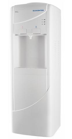 Кулер для воды напольный с электронным охлаждением Ecocenter T-F8E