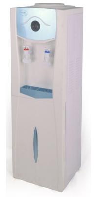 Кулер для воды с электронным охлаждением SMixx 03LD Белый с Голубым