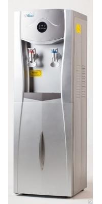 Кулер для воды с электронным охлаждением SMixx 03LD Серый с серебром