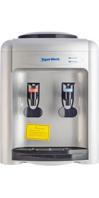 Кулер для воды Aqua Work 0.7-TD серебро