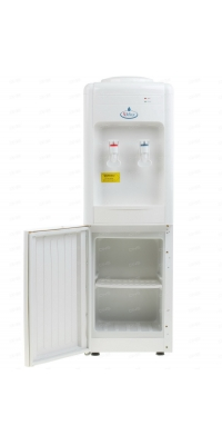 Кулер  для воды SMixx 08LD Белый со шкафчиком