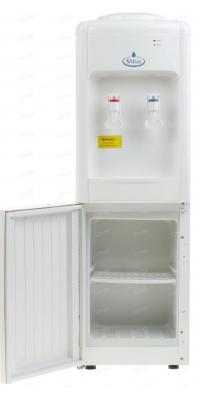 Кулер для воды с холодильником SMixx 08L-B/E белый