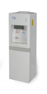 Кулер для воды Aqua Well 1.5-JXD-1-ПЭ белый