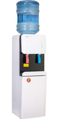 Кулер для воды Aqua Work 105-LWR бело-черный