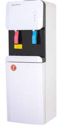 Кулер для воды Aqua Work 105-LR белый