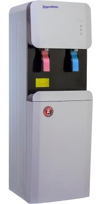 Кулер для воды Aqua Work 105-LR серебро