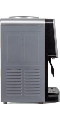 Кулер для воды Aqua Work 105-TDR серебристо-черный
