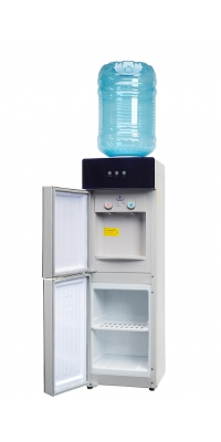 Кулер для воды со шкафчиком SMixx 1238 LD синий