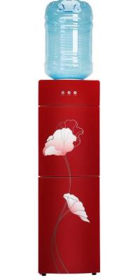 Кулер для воды со шкафчиком SMixx 1238 LD красный