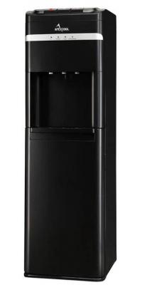 Кулер  для воды с нижней загрузкой APEXCOOL HD-1363 LD-N черный матовый