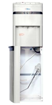Кулер  для воды с нижней загрузкой Smixx HD-1363 B белый