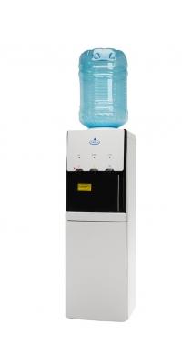 Кулер для воды со шкафчиком SMixx HD-1578 B белый с черным