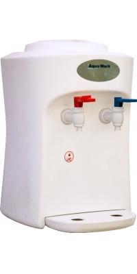 Настольный кулер для воды Aqua Work 1653-T белый