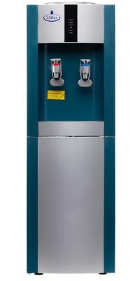 Кулер для воды SMixx 16L/E голубой с серебром