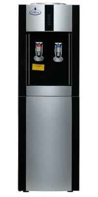Кулер для воды c  SMixx 16L/E черный с серебром