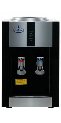 Настольный кулер для воды SMixx 16TD/E черный с серебром