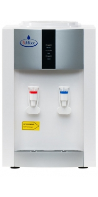 Настольный кулер для воды SMixx 16TD/E белый с серебром